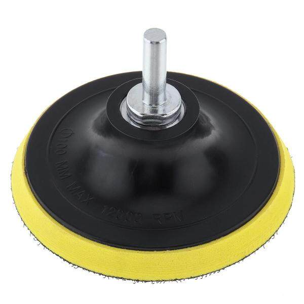 4 Inch Disc Sandpaper Self-adhesive Abrasive Pad