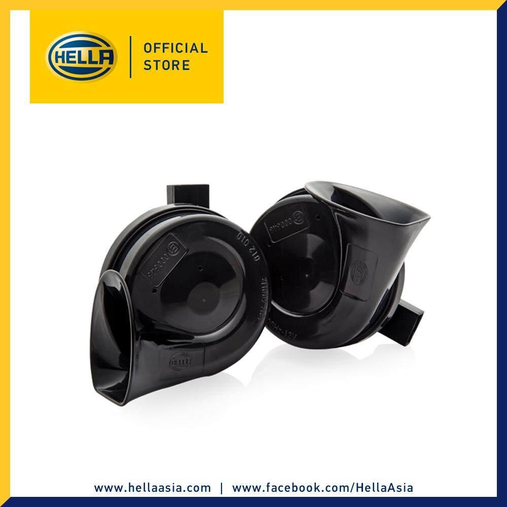 hella jp kuro twin tone horn set (with single pin connector) 3fh 012 010