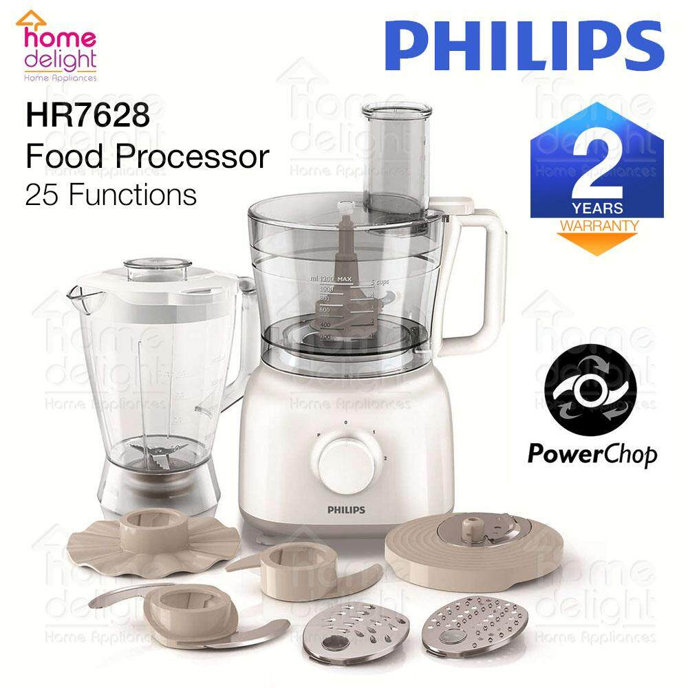 Popular Food Processors For The Best Prices In Malaysia Signora Power Juicer Philips Hr7628 01 Processor 25 Functions