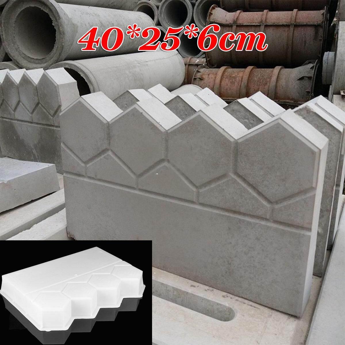 40x25x6cm Antique Garden Brick Cement Mold