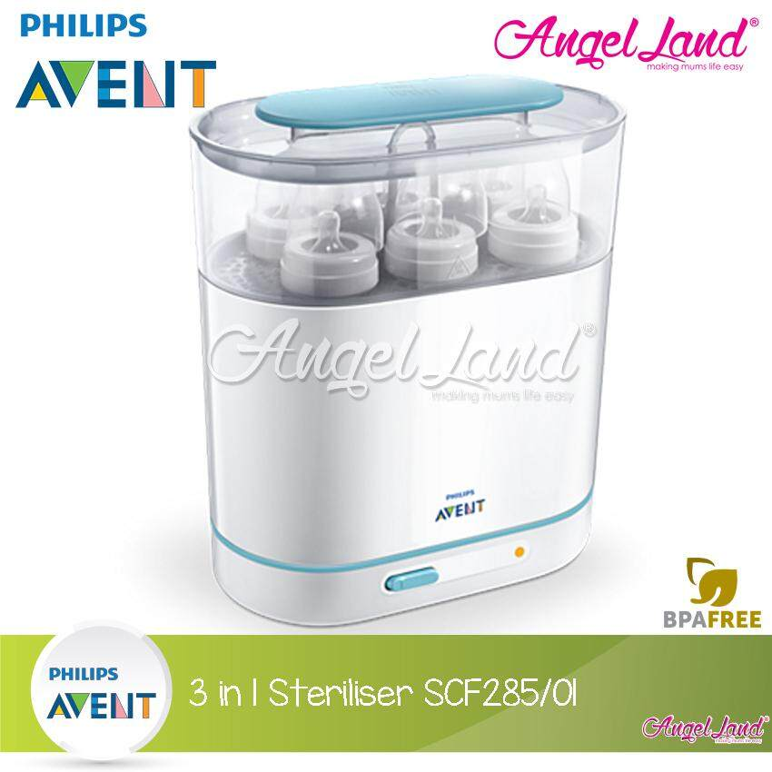Philips Avent 3 in 1 Steriliser FDN-SCF285/01