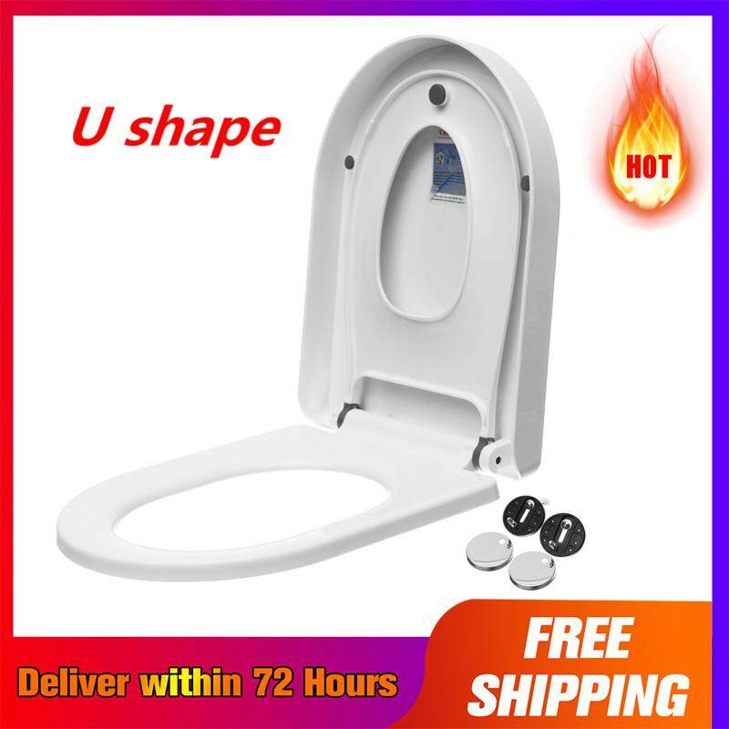 【Free Shipping + Super Deal + Limited Offer】2 in 1 Kid Child Toddler Adult Family Potty Training Toilet U Seat Chair Cover U shape