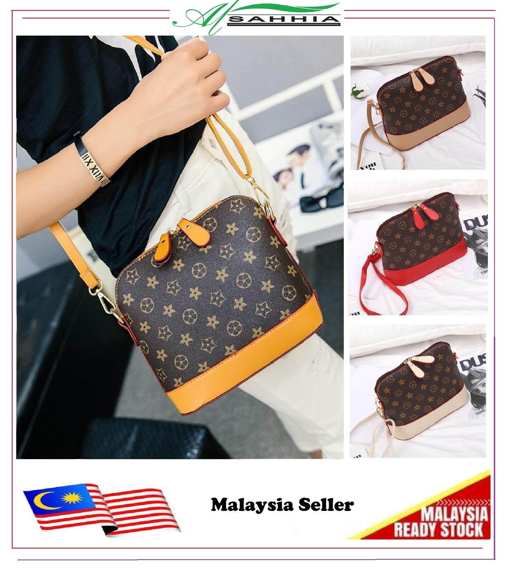 780c4595e20 Al Sahhia Ready Stock Premium Handbag Shell Fashion Bags Sling Bag Tote Beg  Tangan