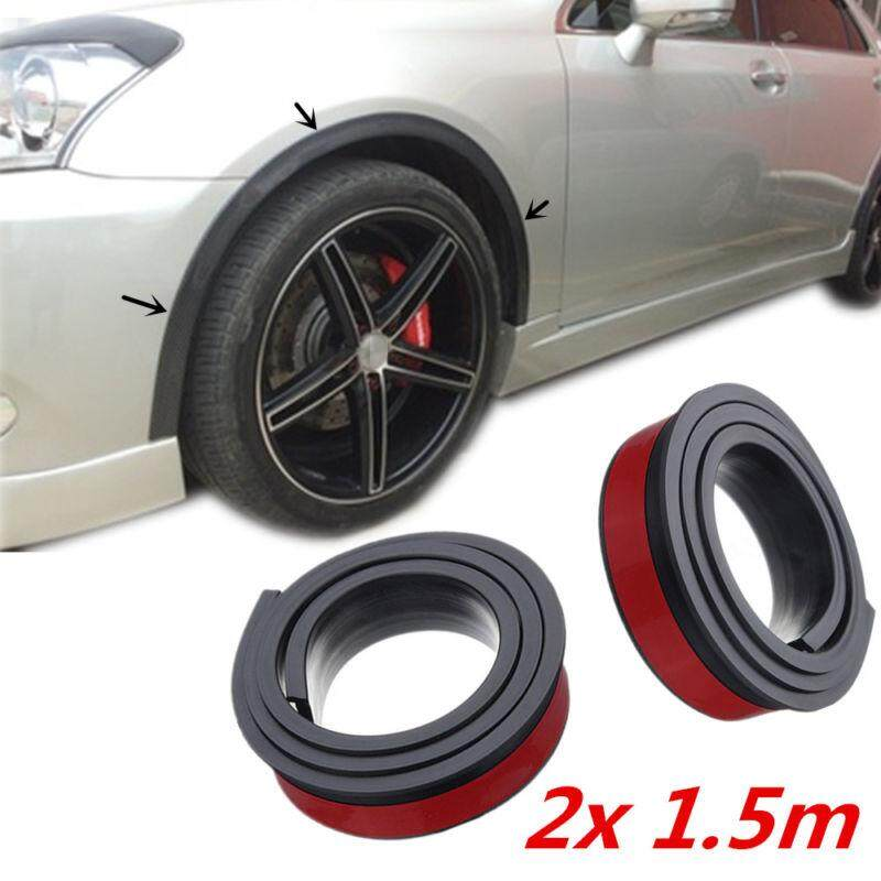 ❥gracekarin Online Universal Rubber Wheel Arch Protection Mould Fender By Gracekarin Online.