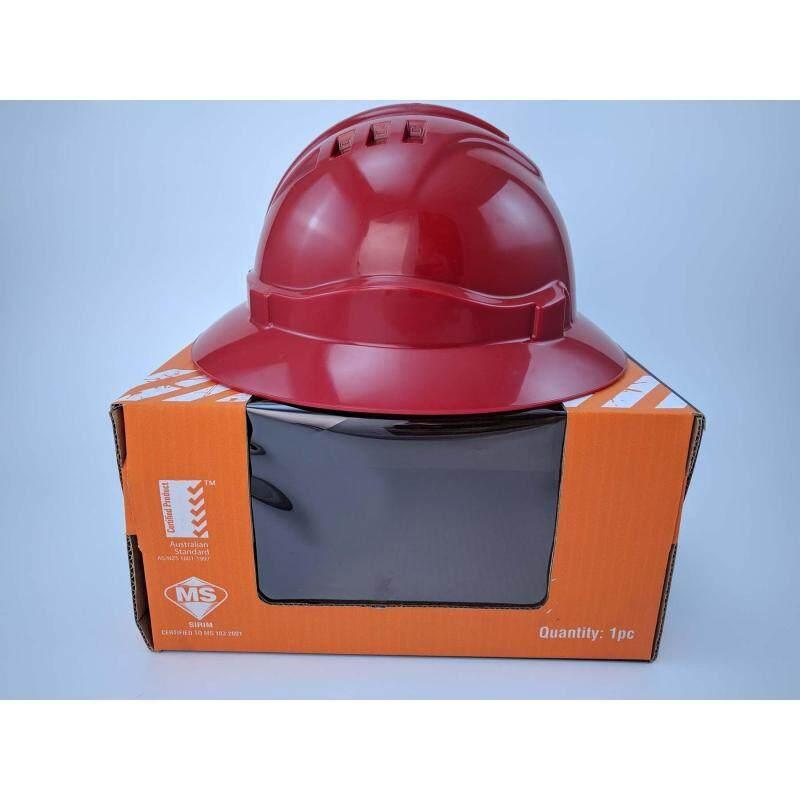 Proguard Full Brim Safety Helmet/Sirim Certified/满边安全帽