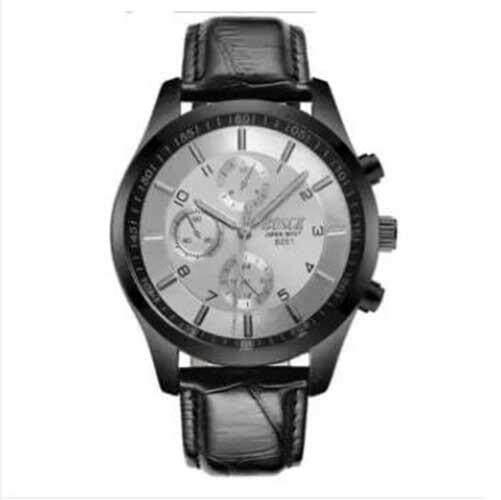 New Fashion Metal Casual Business 2018 Top Brand Luxury Mens Waterproof Military Skeleton Watch Sport Quartz Wrist Watch for Male Wristwatch With Box 8251 Malaysia