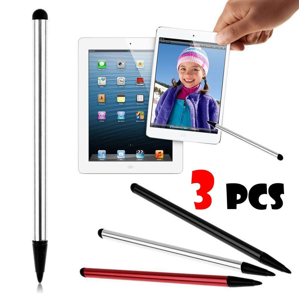 3pc Touchscreen Pen Stylus Universal For Iphone Ipad For Samsung Tablet Phone Pc By Matatatshop.