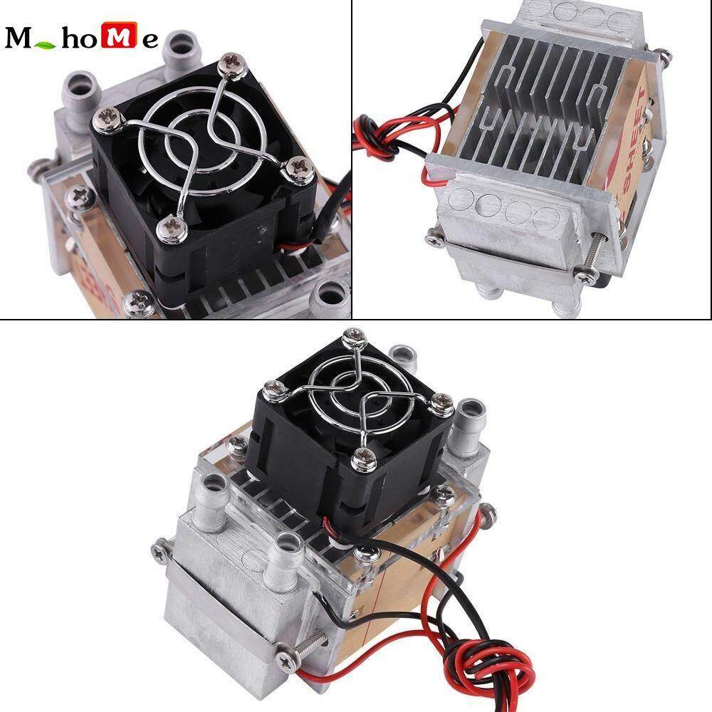 M_home 140W 2-Chip Air Cooling Device Semiconductor Refrigeration Cooler DIY Radiator One Piece Malaysia