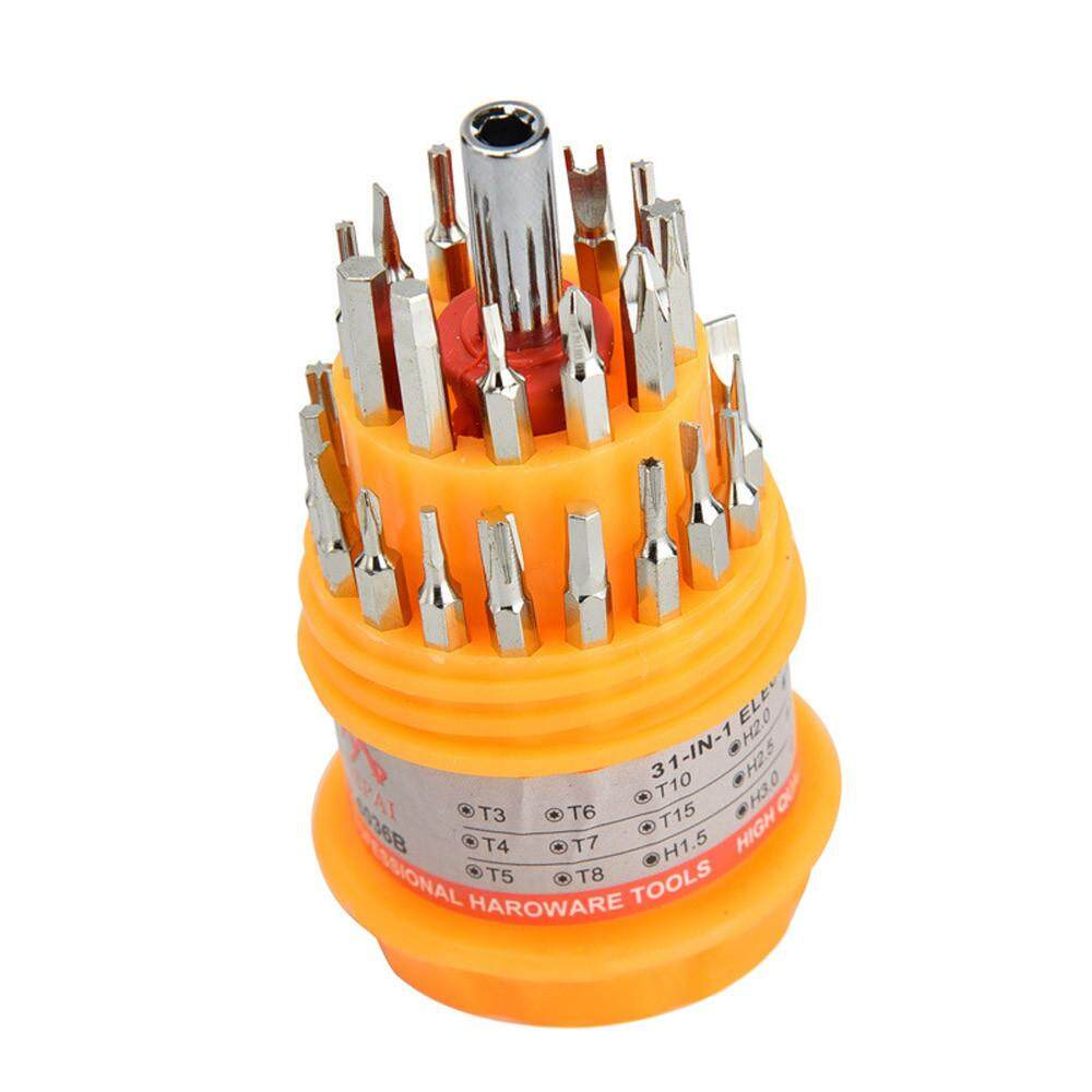 Delicate 31 In 1 Precision Set Handle Screwdriver Mobile Phone Repair Kit Tool