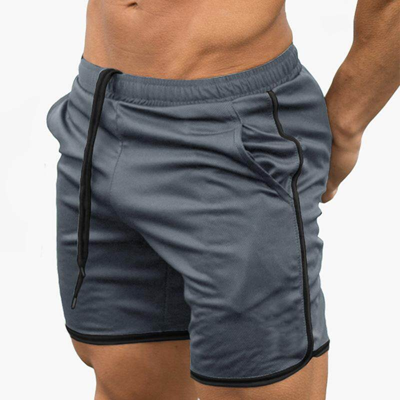 Dailynew Fitness Sports Running Training Quick-Drying Stretch Thin Shorts Pants By Dailynews.