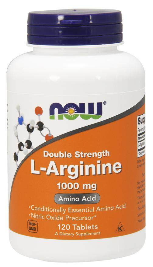 L-Arginine, Double Strength 1000 Mg Tablets Amino Acid By Musclepro Nutrition And Fitness.