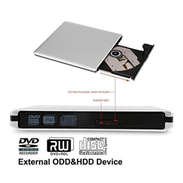 External DVD Drive,USB 3.0 Portable Burner Player CD ROM DVD RW Super Optical Drive for Apple Mac Macbook Pro Windows 10 Laptop PC Malaysia