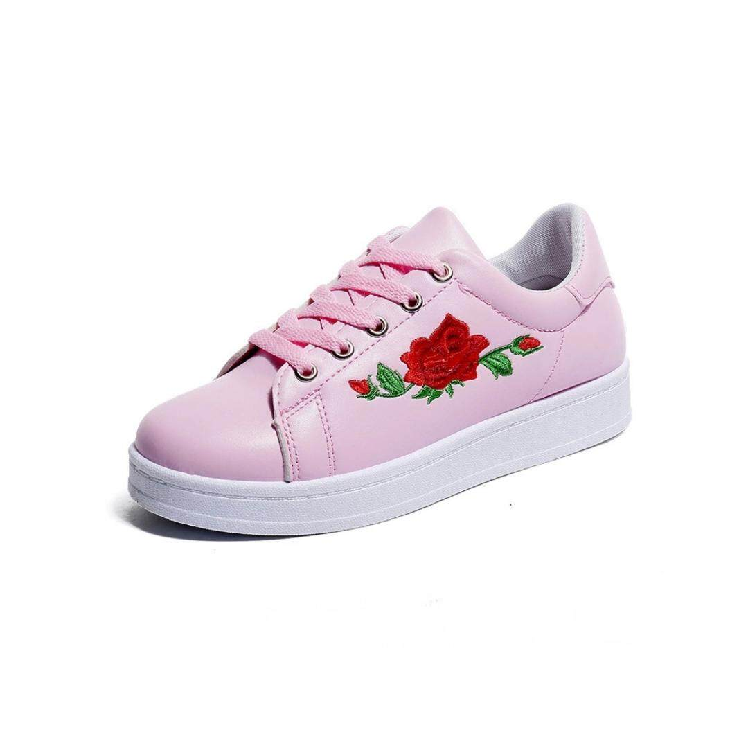 Sneakers Trainers For Women Buy Womens At Best Price In Sepatu Boot Wanita Rc316 Mykutsu Rose Sneaker Small Cutting