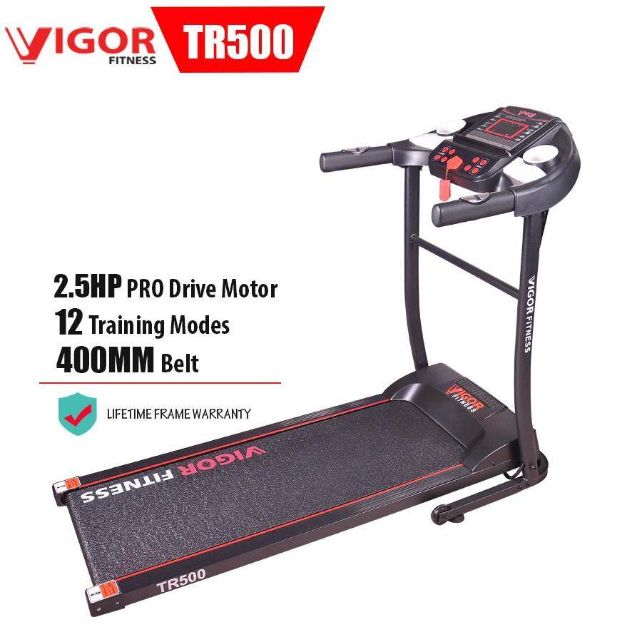 Cardio Training Equipment Buy At Best Jogging Plate Magnetic Trimmer Alat Olahraga Portable Treadmill 25hp Running Fitness Machine Tr500