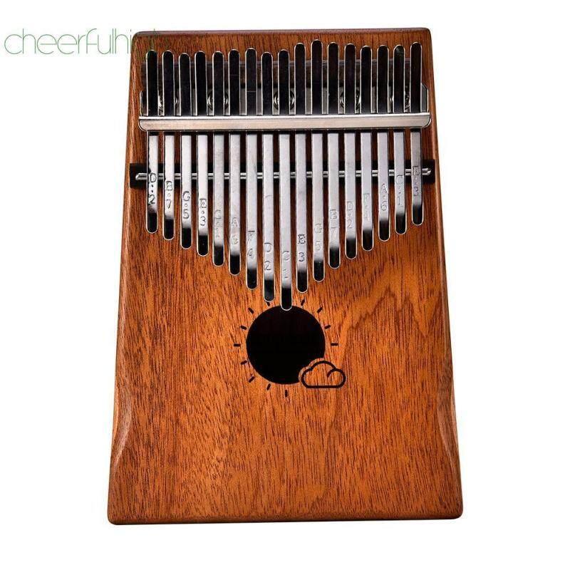 [NEW]Muspor 17 Key Kalimba Thumb Piano Percussion Keyboard Kit Malaysia