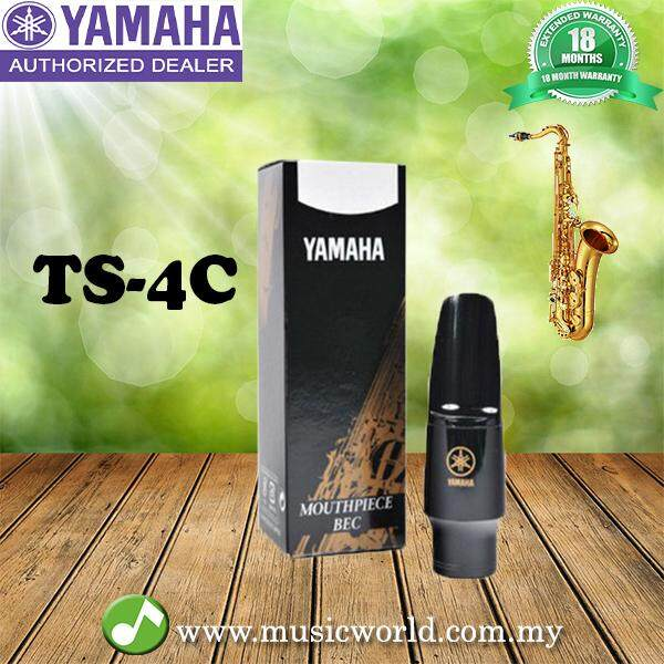 Yamaha Ts-4c Tenor Saxophone Mouthpiece Ts4c Mouth Piece For Tenor Sax By Music World.
