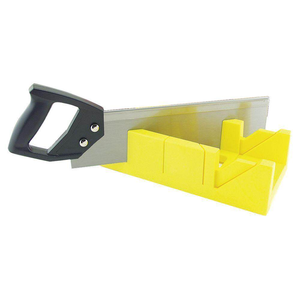 300MM 12 HELLO MITRE BOX MITER BOX STORAGE PLASTIC