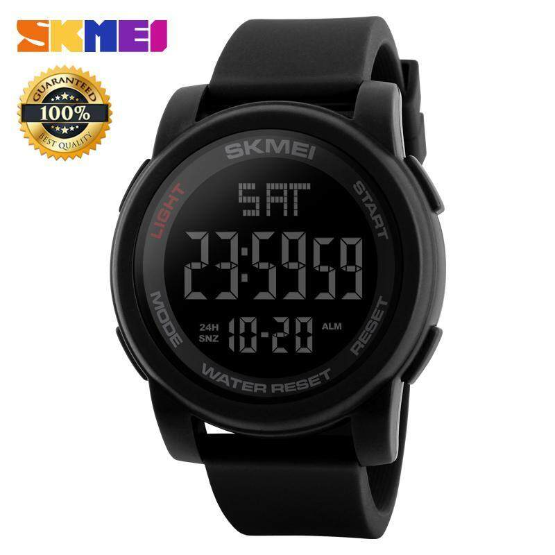 SKMEI Mens Watches Fashion Casual LED Digital Sport Watch Top Luxury Brand Men Outdoor Waterproof Military Watch Malaysia