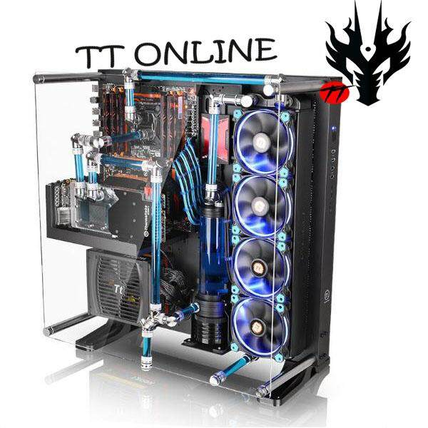 Thermaltake Gaming Casing Atx Core P5 (Ca-1E7-00M1Wn-00) Malaysia