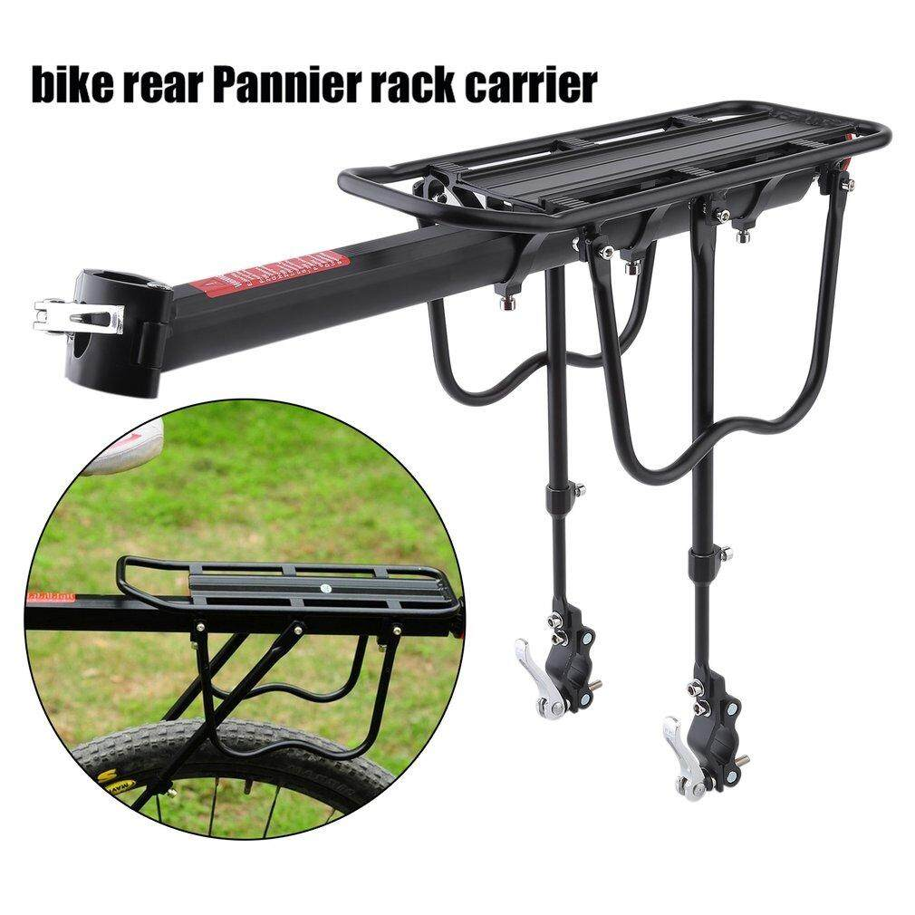 Goft Quick Release Bicycle Rear Rack Bike Luggage Carrier Seatpost Bag Holder By Giftforyou.