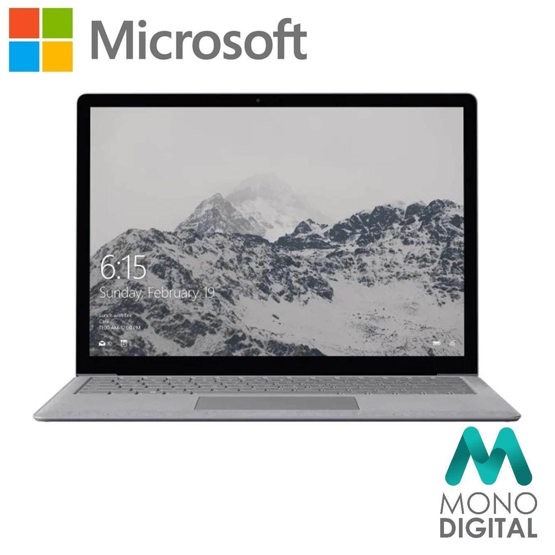 Microsoft Surface Laptop Core i5 / 128GB SSD / 8GB RAM Window 10 (KSR-00017) Malaysia