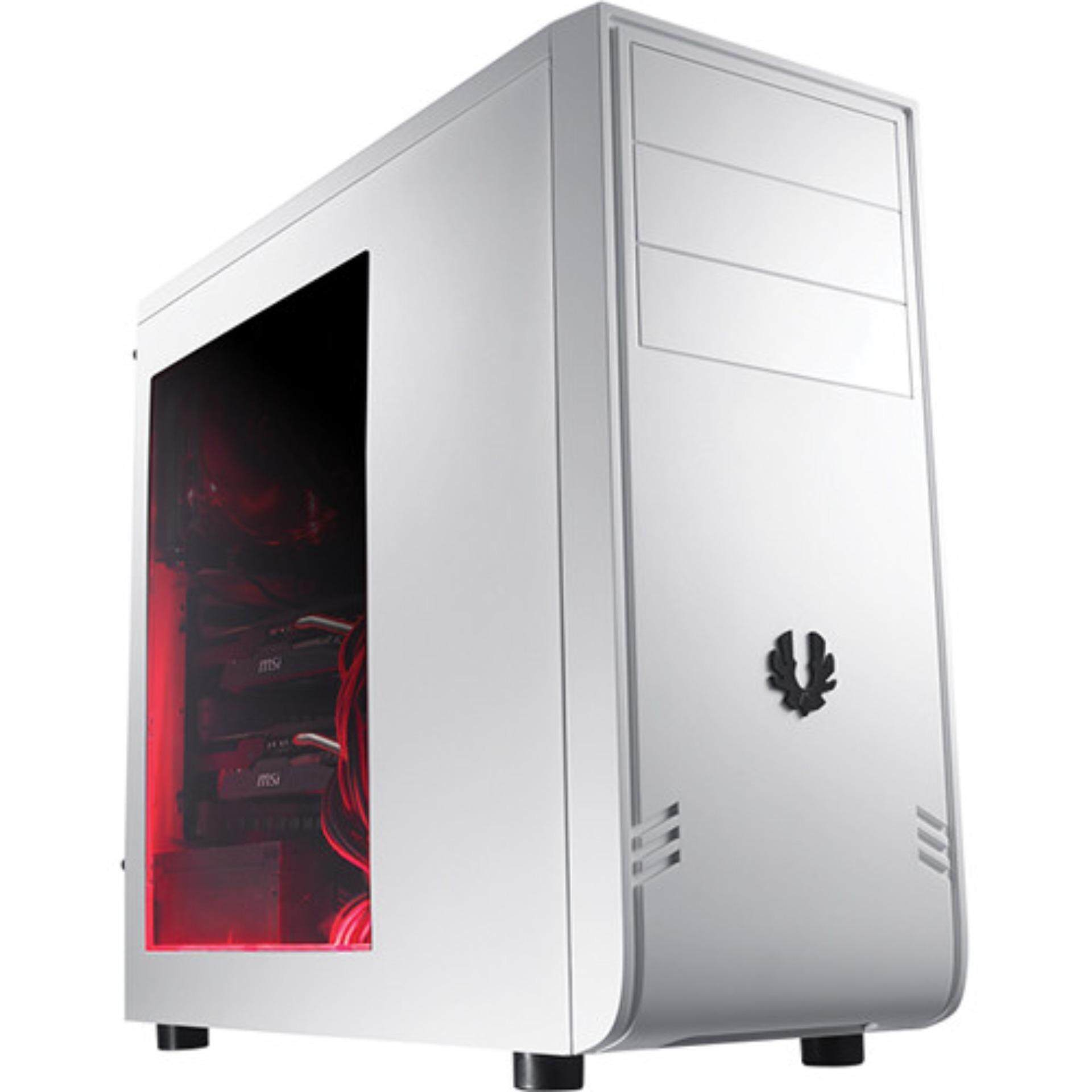 Bitfenix Comrade Gaming Windows Cpu Casing / Case Malaysia