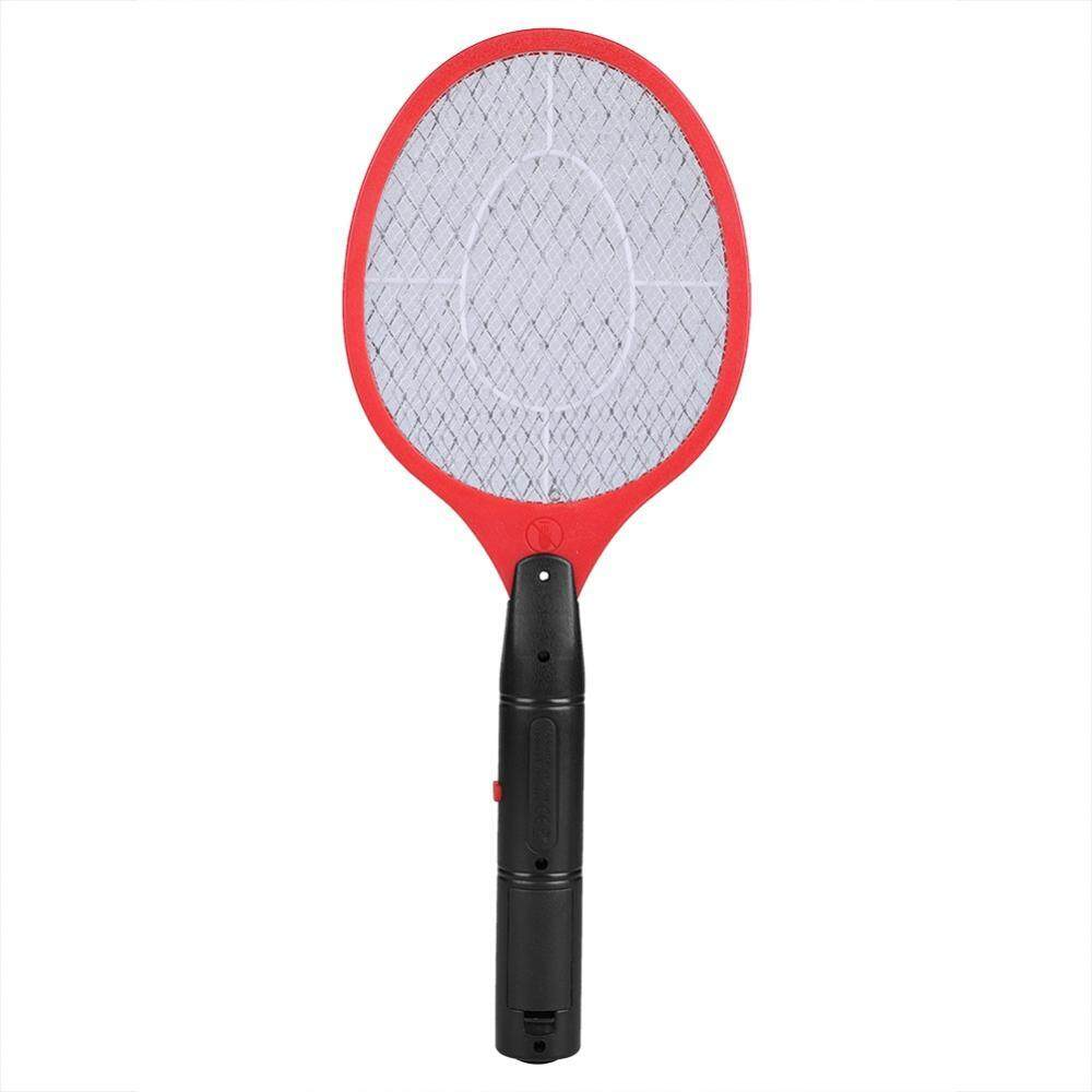 epayst Cordless Battery Power Electric Fly Mosquito Swatter Bug Zapper Racket Insects Killer
