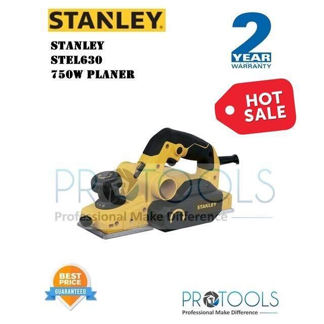 STANLEY STEL630 750W PLANER - 2 years warranty