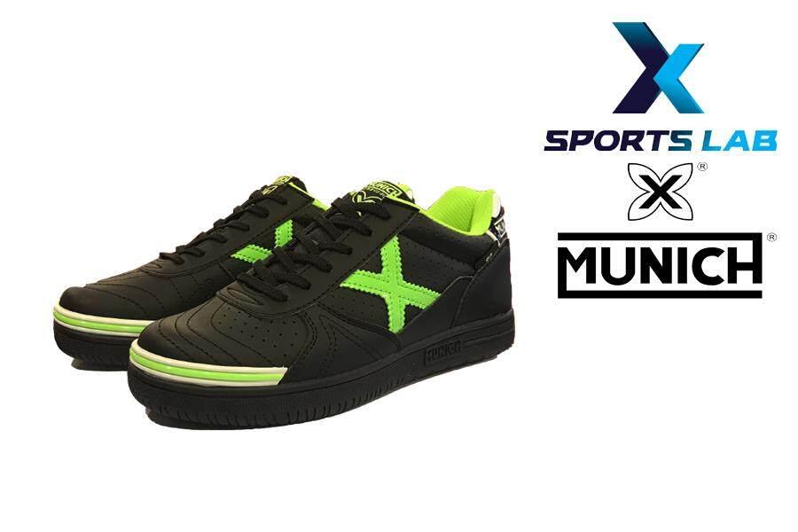 52f539d0d Munich G3 Profit Indoor Court Futsal Shoe 3110870 Black