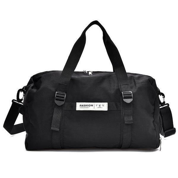 Kx 2018 Ultralight Sports And Fitness Handbag Latin Wash Bag Travel Bag - Light Grey By Triumph Technology.
