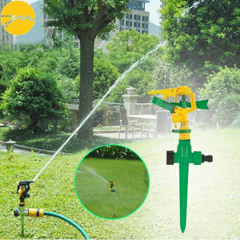 Lawn 360℃ Rotating Water Nozzle Impulse Sprinkler Fitting Garden Supply Spray