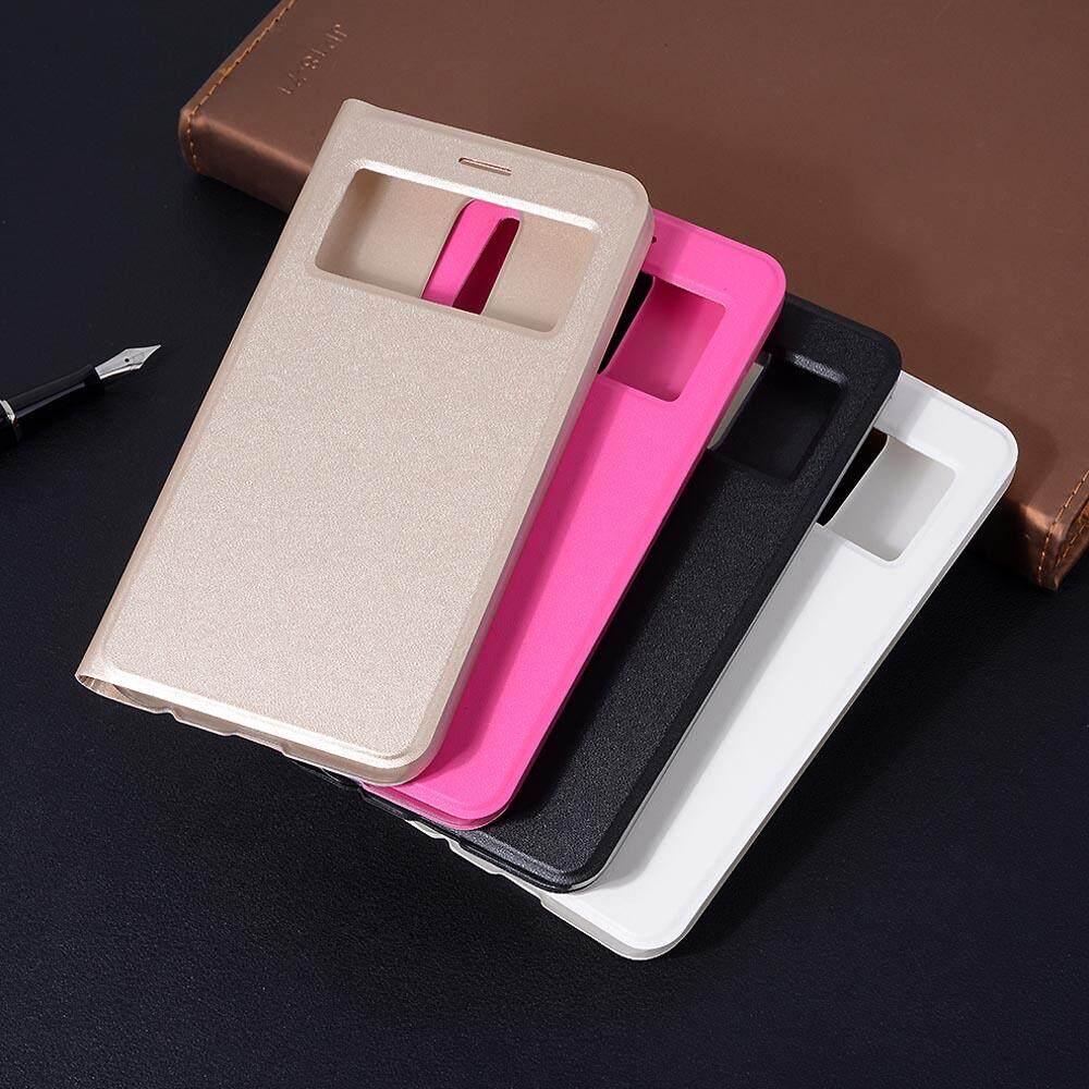 online store 22e51 86714 NEWSUN Flip Cover Phone Leather Case For LG K10 2017