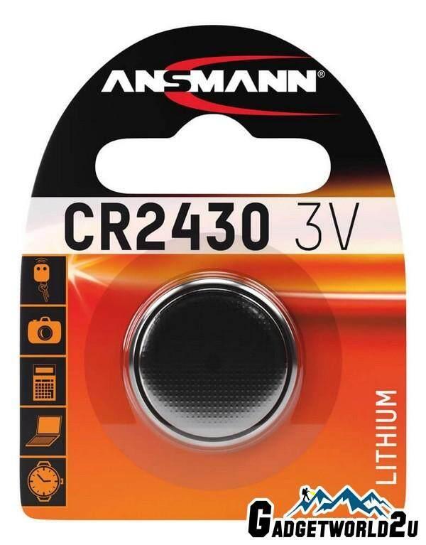 Ansmann CR2430 Lithium 3.0V Battery
