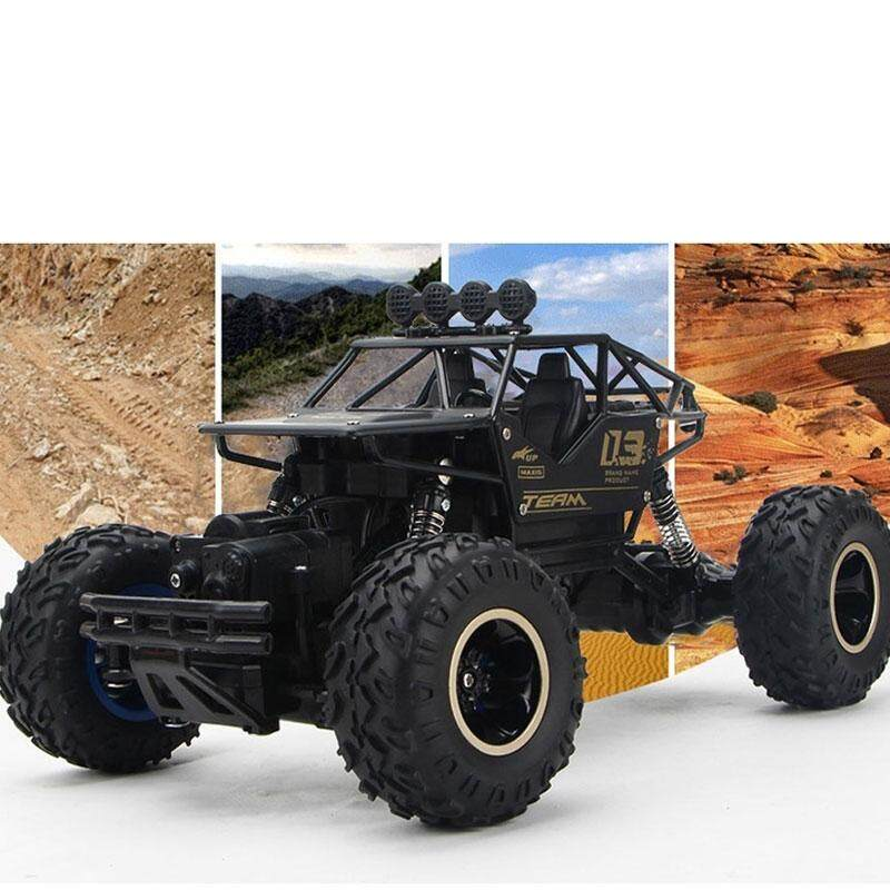 1:16 4wd Rc Cars Alloy Speed 2.4g Radio Control Rc Cars Toys Alloy Suvs Buggy High Speed Trucks Off-Road Trucks Toys Children Gift By H&c Ebiz.