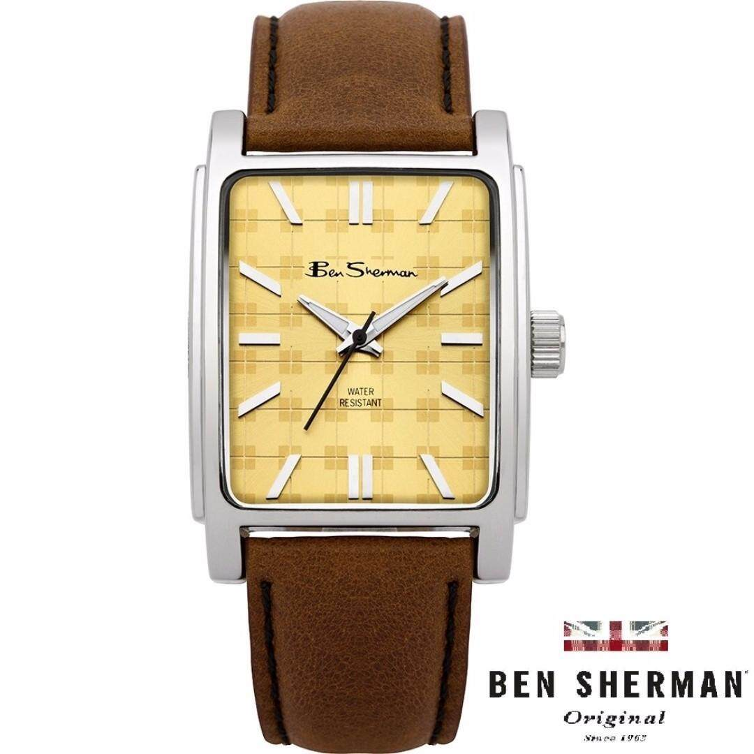 Ben Sherman BS033 Watch (Brown) Malaysia