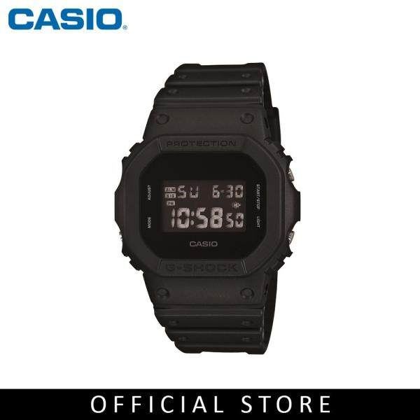 Casio G-Shock DW-5600BB-1 Black Resin Band Men Sports Watch Malaysia