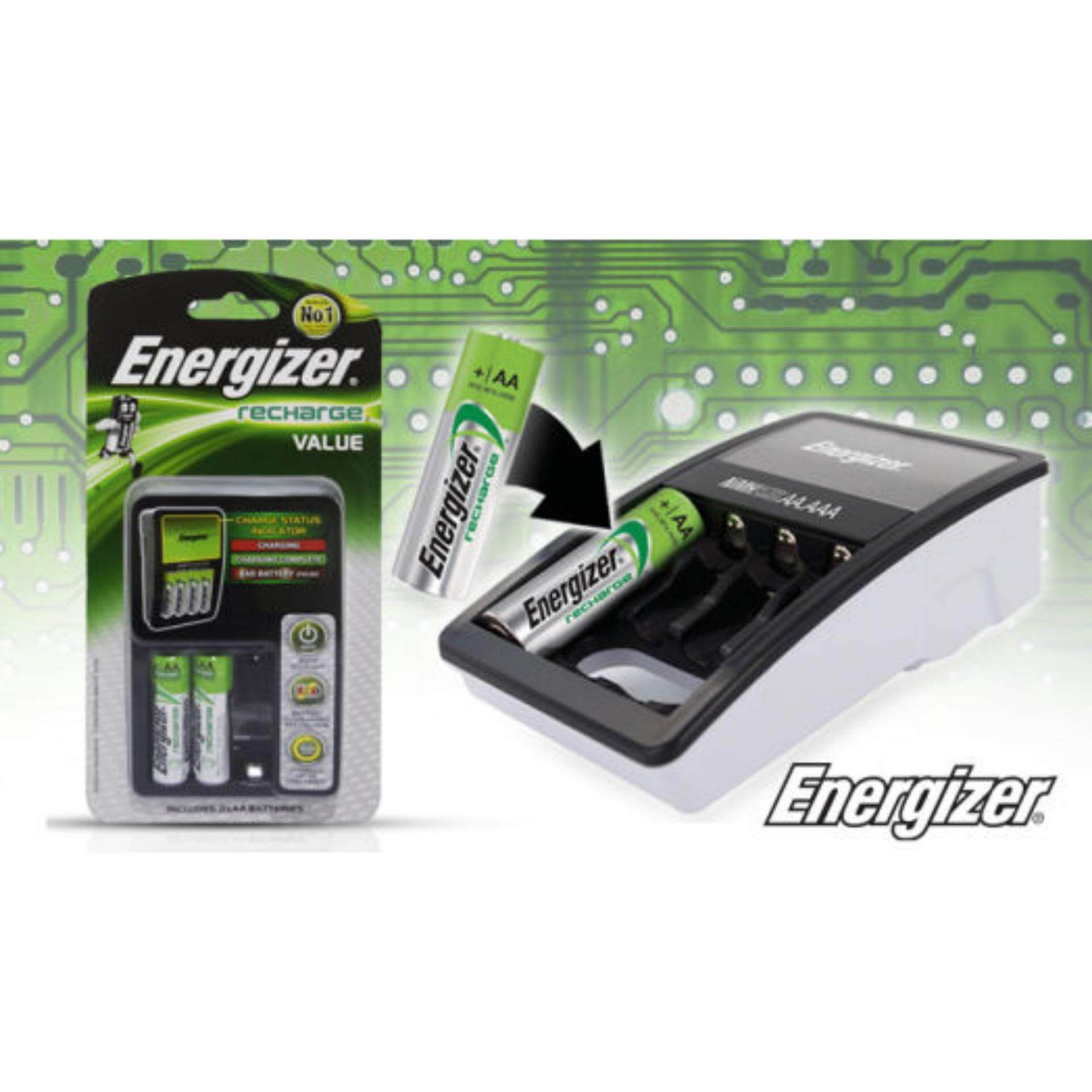 Energizer Batteries Chargers For The Best Prices In Malaysia Batre Cas Recharge Maxi Aa A2