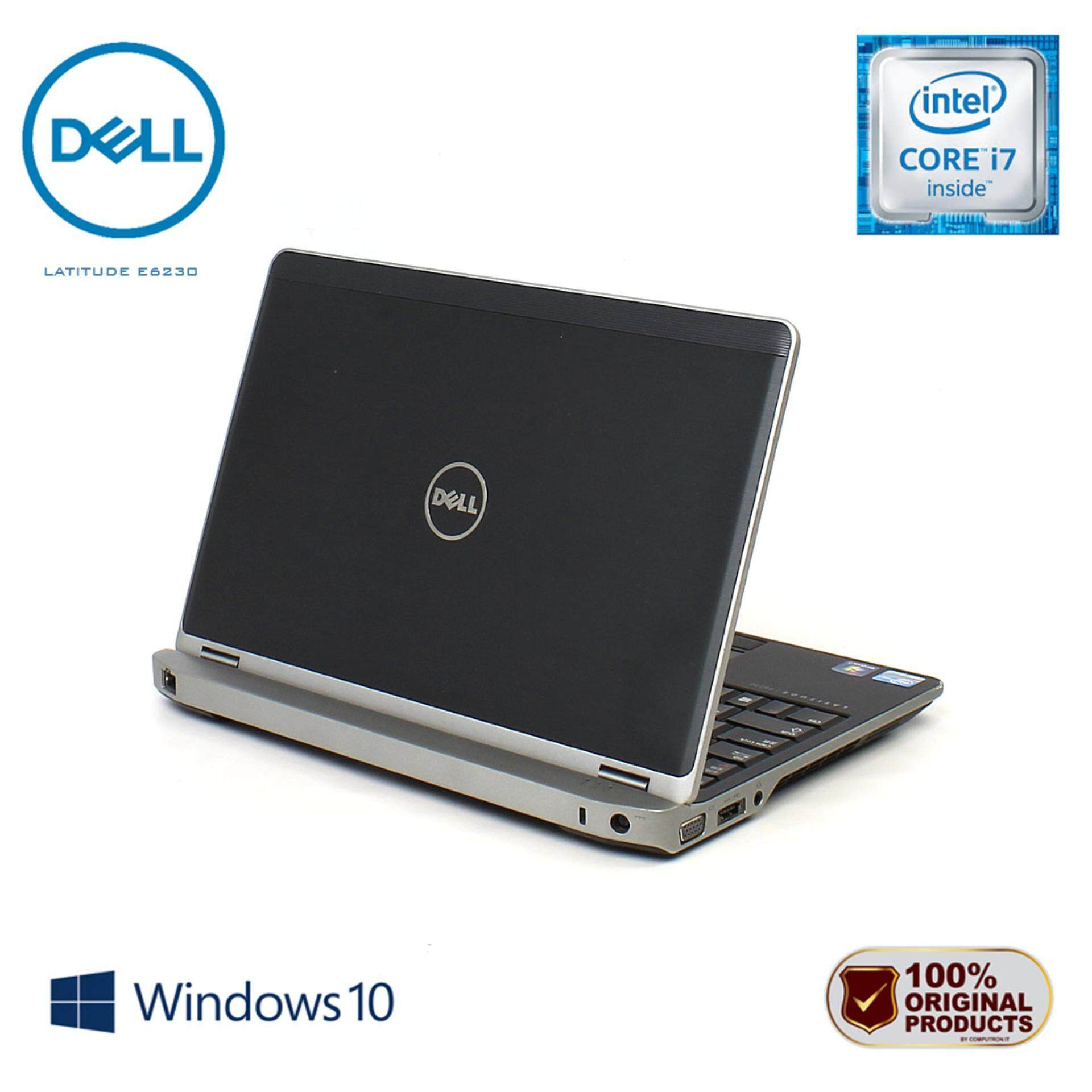 DELL LATITUDE E6230 CORE I7 PROCESSOR | 12.5-INCH [SLIM DESIGN] Malaysia