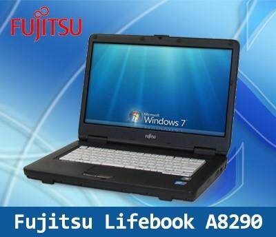 Refurbished Fujitsu A8290 Lifebook / Celeron / 2GB RAM / 250GB HDD / Window 7 / Japanese Keyboard / One Month Warranty Malaysia