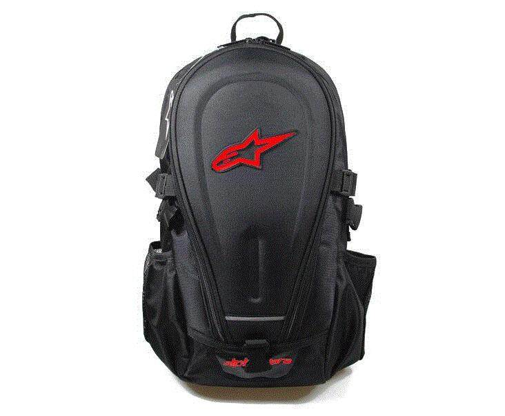 bd508e1ca991 [Ready Stock] Alpinestars Motorcycle Riding Bag Bagpack Outdoor Sport  Helmet Carrier Laptop Waterproof Back
