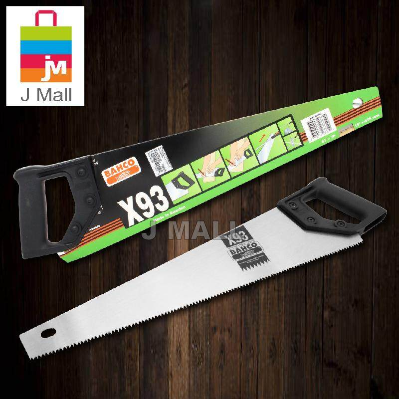 Jmall Bahco X93 Hand Saw 19inch/480mm By J Mall.