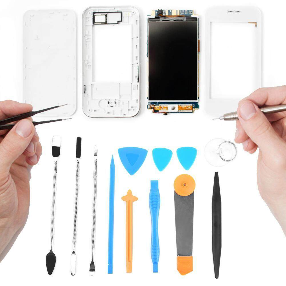 【Gold Certified】SW-2080 13 in 1 Repair Tool Kit Opening Disassemble Tool for Mobile Phone