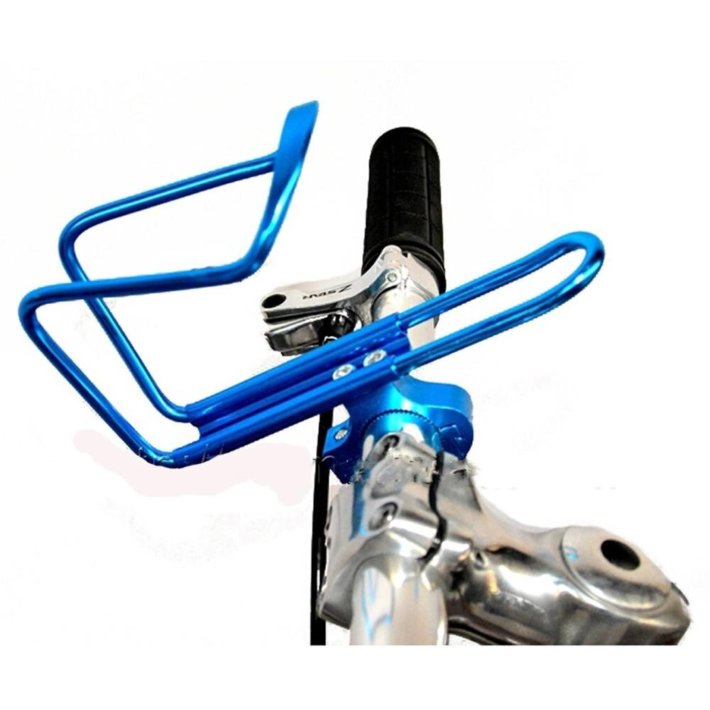 New Aluminum Alloy Bike Bicycle Cycling Drink Water Bottle Rack Holder Cage By Dakeres.