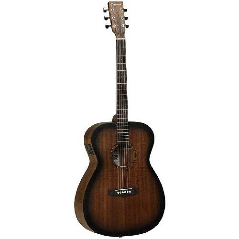 Tanglewood Semi Acoustic Guitar TWCR OE, Folk , Vintage Satin Finish + TEQ 3BT EQ Malaysia