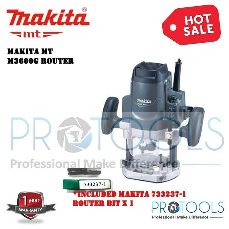 MAKITA MT M3600G ROUTER