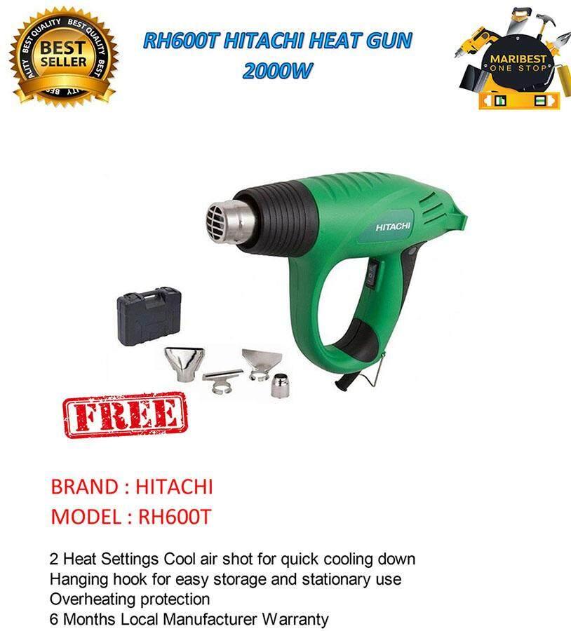 Hitachi RH600T Heat Gun / Hot Air Gun 2000W