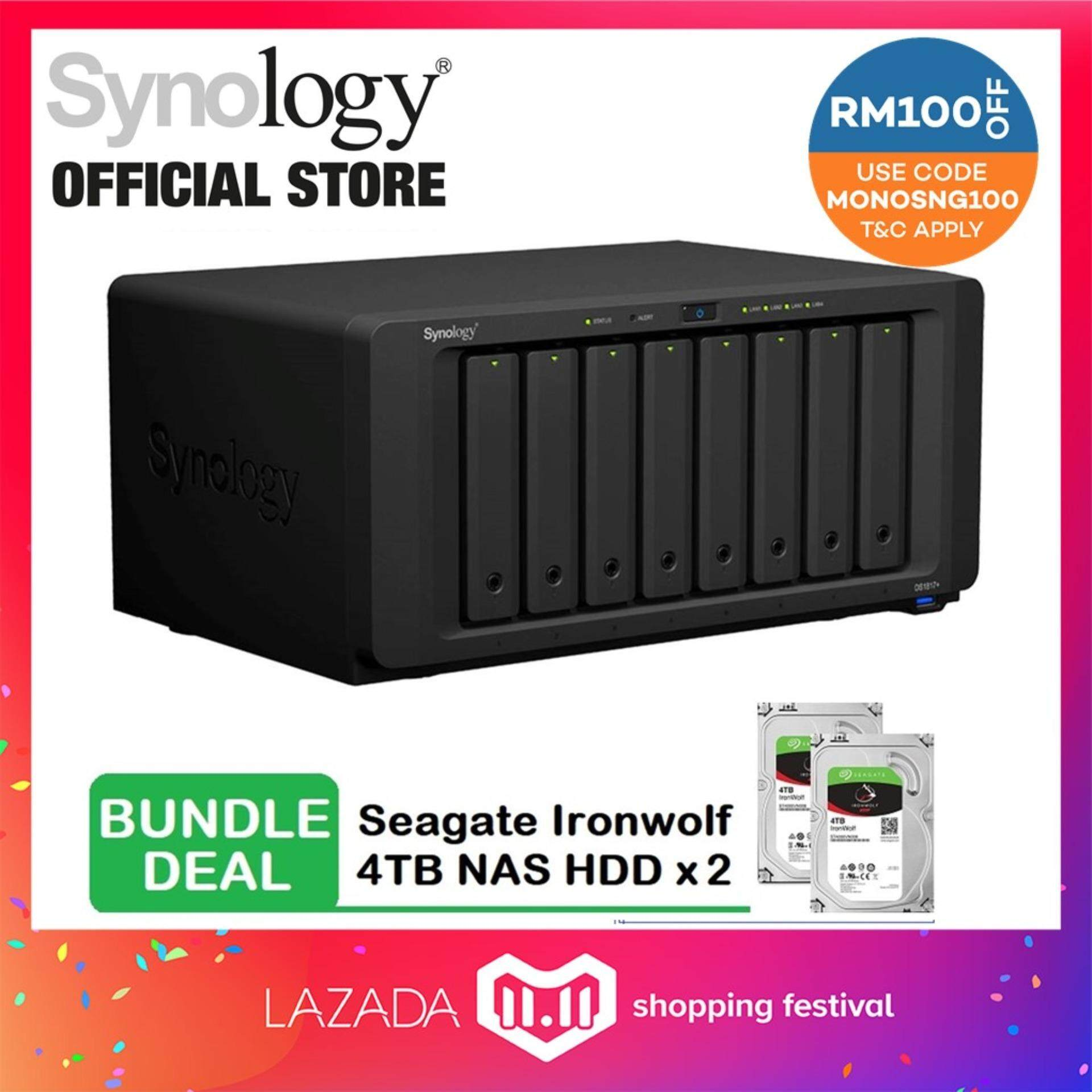 Promo Synology Diskstation Migration Tech Thoughts Terbaru 2018 Varka V074 Sepatu Sneaker Casual Pria Buy At Best Price In Malaysia Ds1817 8gb Nas 8 Bays