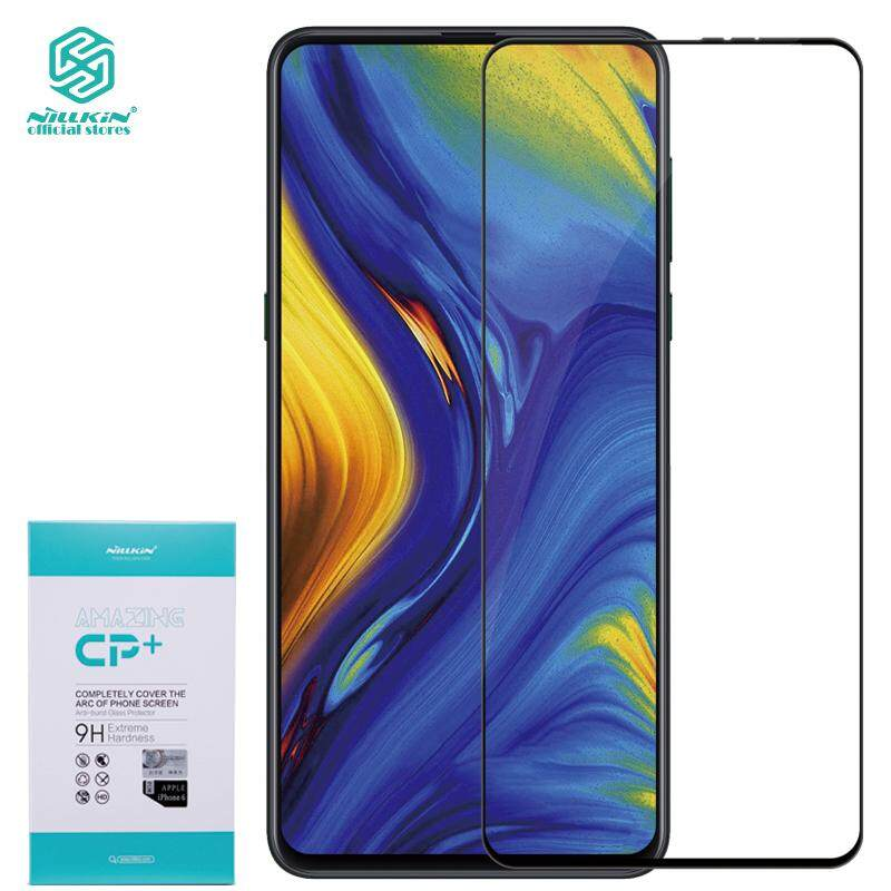 Xiaomi Mi Mix 3 Tempered Glass, Nillkin Amazing CP+ Anti-glare Tempered Glass film