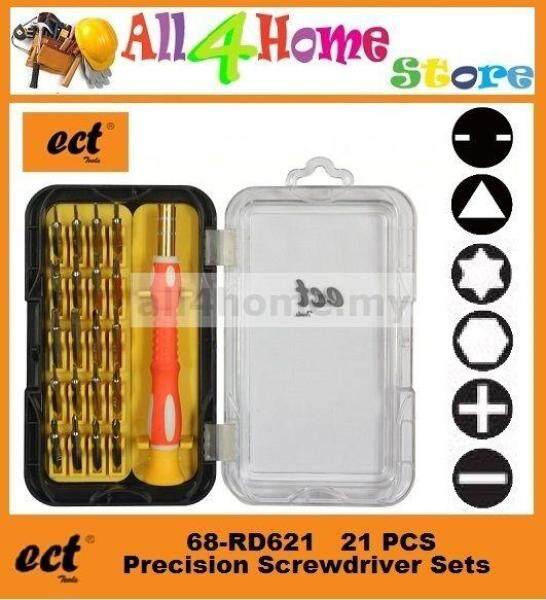 21pcs ECT Precision Screwdriver Set
