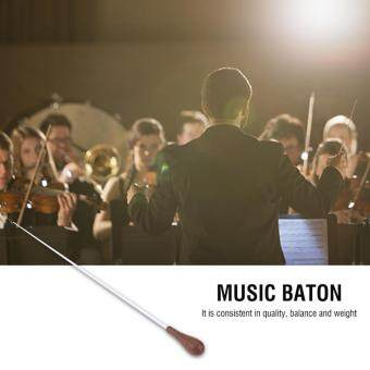 Beli harga yang baik Hot Wood Handle Music Conductor Baton for